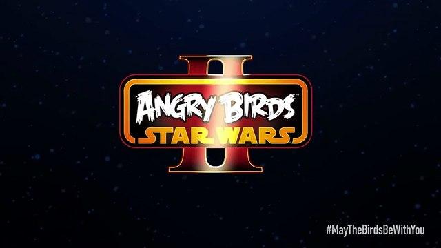 Angry Birds Star Wars II - Anakin Skywalker Jedi Padawan