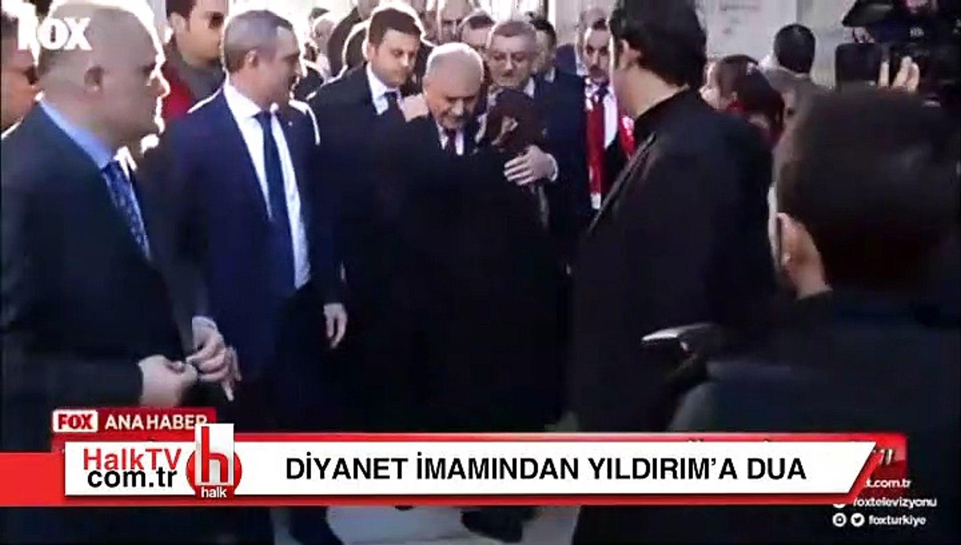 AKP'nin İstanbul Büyükşehir Belediye başkan adayı Binali Yıldırım, İstanbul'a geldikten so