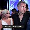 Lady Gaga breaks up with fiance Christian Carino