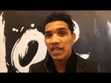 CONOR BENN ON WHY HE SIGNED W/ MATCHROOM & TONY SIMS, HIS DEBUT & COMPARISONS TO CHRIS EUBANK JR