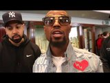 ERIC HUNTER IRRITATED NOT BEING INVITED TO WORKOUT & CALLS SELBY 'WELSH MAYWEATHER' TAG IDIOTIC S***