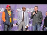 GLENN McCRORY GIVES HIS VIEW ANTHONY JOSHUA HEAVYWEIGHT TITLE CHALLENGE / JOSHUA v MARTIN
