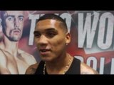 CONOR BENN OPENS UP ON HIS PROGRESS, RELATIONSHIP WITH TRAINER TONY SIMS & HIS LIFE BEFORE BOXING