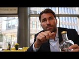 EDDIE HEARN ON JOSHUA / HEAVYWEIGHT MILLENNIUM STADIUM PLAN, GGG v BROOK, EUBANK, WHYTE & McGREGOR