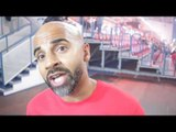 'ITS FRIGHTENING HOW POWERFUL DAVID PRICE HITS! WERE BUILDING HIM FOR A WORLD TITLE' -DAVID COLDWELL