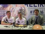 RICKY BURNS POST FIGHT PRESS CONFERENCE AFTER RETAINING WBA SUPER TITLE / BURNS v RELIKH
