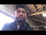 ABNER MARES - 'IM GOING TO EXPOSE HIM, IM EXCITED AFTER I WANT THE WINNER OF FRAMPTON v SANTA CRUZ'