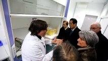 Fukushima : L'ancien 1er ministre du Japon en visite à la Criirad
