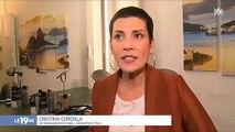 Ex-mannequin de Chanel, Cristina Cordula réagit au décès de Karl Lagerfeld dans le 19/45 d'M6