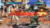 Tekken Tag Tournament 2 - Sesión de juego: Combates (9)