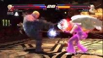 Tekken Tag Tournament 2 - Sesión de juego: Combates (7)