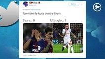 Twitter s'est régalé des ratés de Luis Suarez
