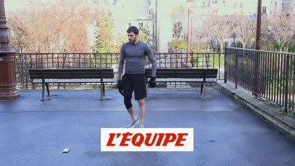 S?échauffer les membres inférieurs avant une séance de Cross-training - Coaching - Musculation