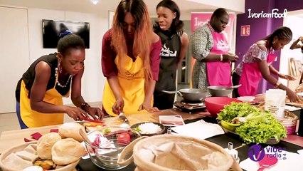 Les animateurs de Vibe Radio se ransforment en Chefs Cuisto  avec IvorianFood !