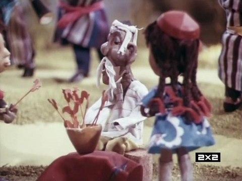 Kurash 1980 uzbek  puppetfilm EN & RU subs