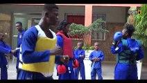 Sports de combat:  A la rencontre de Koblan Josiane