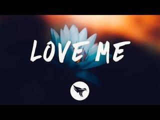 Felix Cartal & Lights - Love Me (Lyrics)