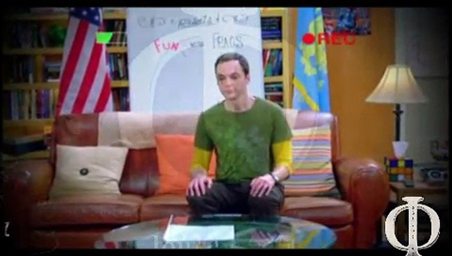 Momentos Sheldon La Teoría del Big Bang Latino HD Parte 201