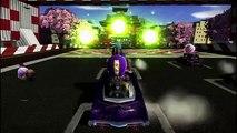 Modnation Racers para PS VITA - Tráiler E3