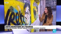 Antisemitism in France - Simone Rodan-Benzaquen reacts