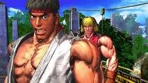 Street Fighter X Tekken - Combates