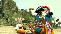 Lego Piratas del Caribe - Tráiler