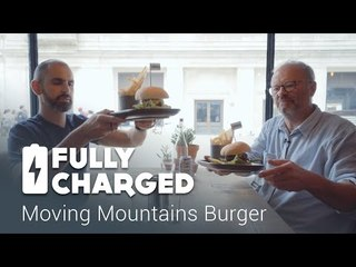 Moving Mountains Burger | Fully Charged