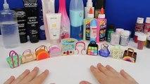 Lol Bebeklerden Ne Çıkarsa Slime Challenge + Annemden Gizli Slime Yapmaya Devam! Bidünya Oyuncak