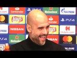 Pep Guardiola Full Pre-Match Press Conference - Schalke v Manchester City - Champions League