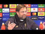 Liverpool 0-0 Bayern Munich - Jurgen Klopp Full Post Match Press Conference - Champions League