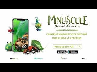 Minuscule AR : L'univers de Minuscule s'invite chez vous !