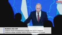 Putin threatens to target US if it deploys missiles capable of Russia strike (C)