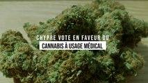 Chypre vient de légaliser le cannabis médical