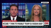Kellyanne Conway Hits Back at CNN's Chris Cuomo: Trump Will Be President For Another Six Years. 'Next'