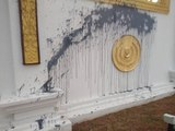 Police hunting suspects who vandalised Kedah palace's wall