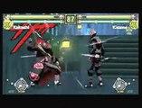 Naruto: Ultimate Ninja Heroes 2 - Kakashi