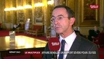 Rapport Benalla : « Si Monsieur Griveaux dit qu'il y a des contre-vérités, qu'il le démontre » déclare Bruno Retailleau
