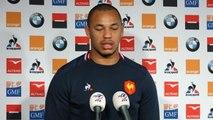 "XV de France - Fickou : ""On va aider Romain Ntamack"""