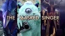 """Découvrez les images du nouveau prime que va animer Camille Combal sur TF1: """"The Masked Singer"""" (le chanteur masqué)"""