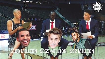 Drake or Justin Bieber?