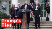 These Photos Mock Trump's Love Of Long Ties