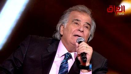 النهر الثالث | شاهد تأثر الفنان جواد الشكرجي خلال إلقاءه قصيدة عن العراق غيرت مجرى حياته