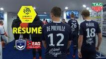 Girondins de Bordeaux - EA Guingamp (0-0)  - Résumé - (GdB-EAG) / 2018-19