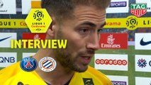 Interview de fin de match : Paris Saint-Germain - Montpellier Hérault SC (5-1)  - Résumé - (PARIS-MHSC) / 2018-19