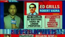Robert Vadra Questioned by ED   Priyanka Gandhi Joins Congress and on the other hand Robert Vadra is questioned by ED   Priyanka Gandhi Joins Congrss   Rahul Gandhi Congress   NEWSX
