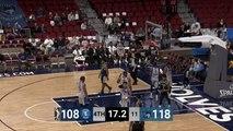 Darius Johnson-Odom (24 points) Highlights vs. Texas Legends
