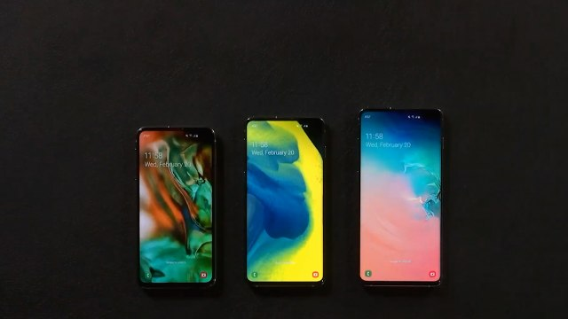 Samsung launches S10, S10+ with 1TB storage options