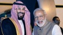 Saudi Prince Mohammad Bin Salman ने किए बड़े ऐलान,   India को होगा ये फायदा | वनइंडिया हिंदी