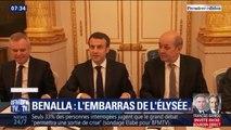 Rapport sur l'affaire Benalla: comment a réagi l'Élysée