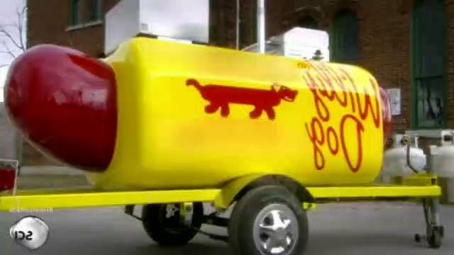 How Its Made Season 23 Episode 11 Slate Tiles Hot Dog Carts Garage Door Openers Bicycle Seats